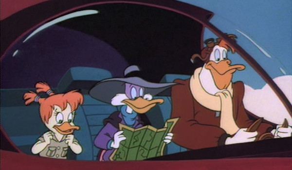 Darkwing Duck - Apes of Wrath television review