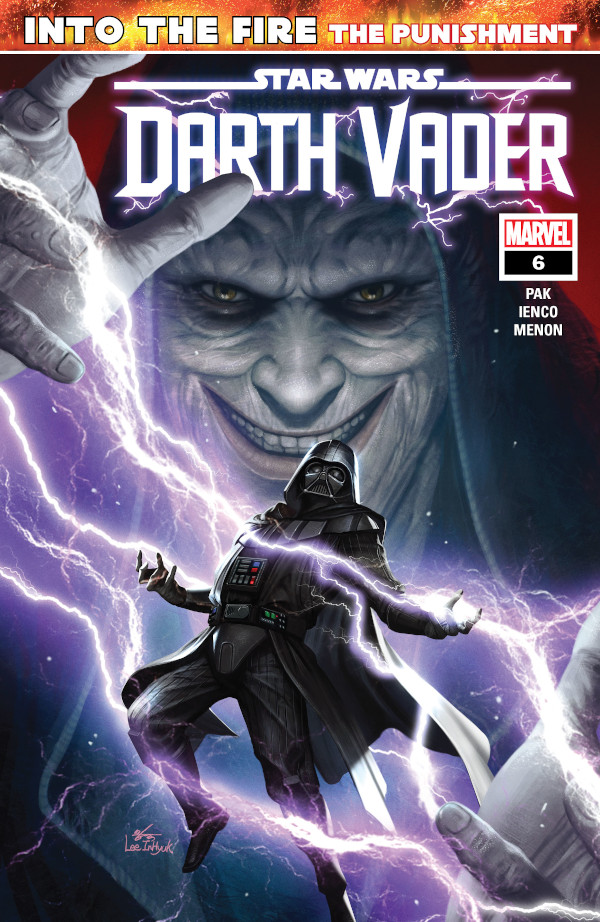 Darth Vader #6 comic review