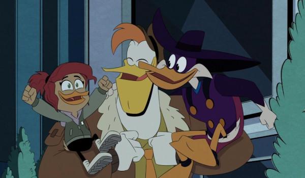 DuckTales - Let's Get Dangerous! television review
