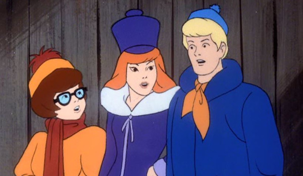 Scooby-Doo! - That's Snow Ghost television review