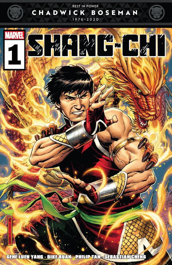 Shang-Chi #1 comic review