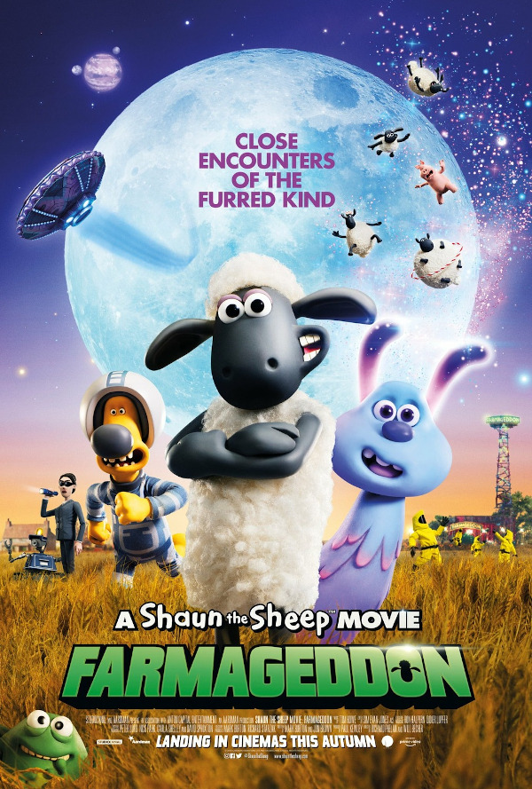 A Shaun the Sheep Movie: Farmageddon movie review