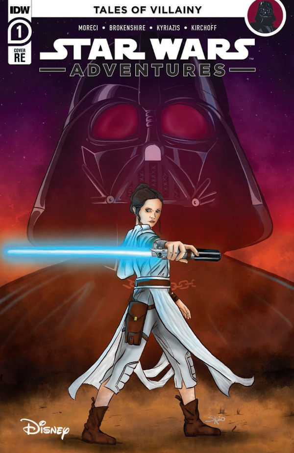 Star Wars Adventures #1 comic review