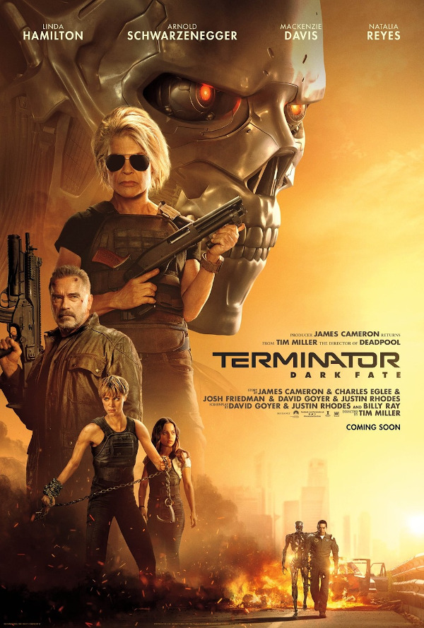 Terminator: Dark Fate movie review
