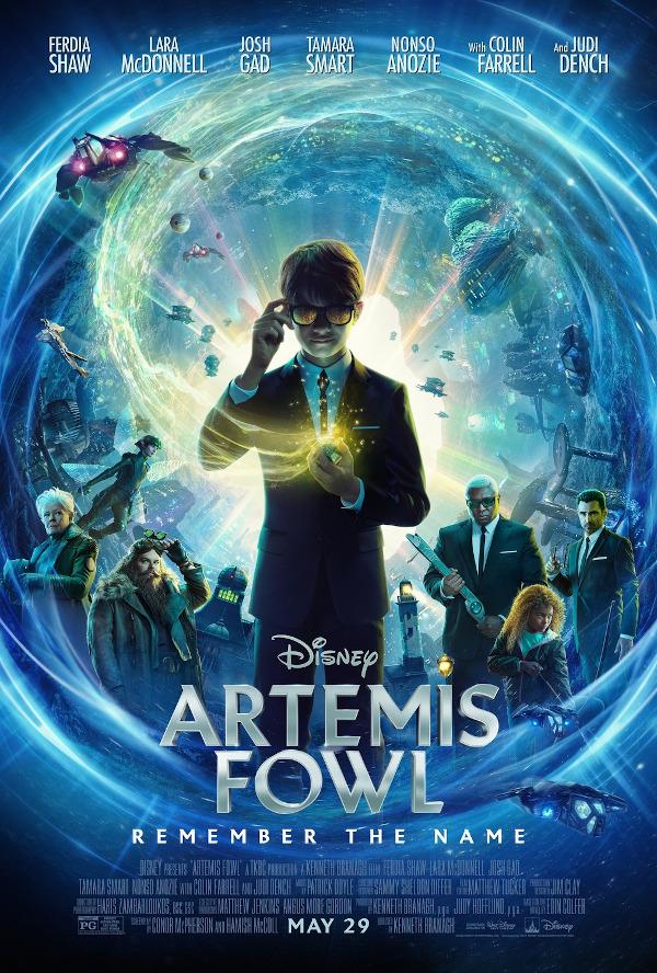 Artemis Fowl movie review