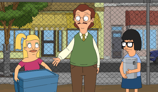 Bob's Burgers - Fast Time Capsules at Wagstaff School television review