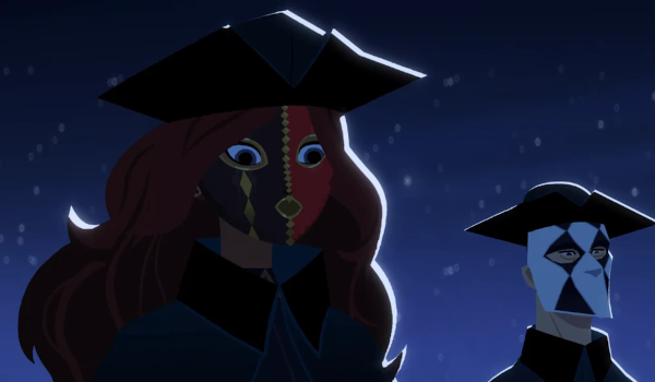 Carmen Sandiego - The Masks of Venice Caper television review