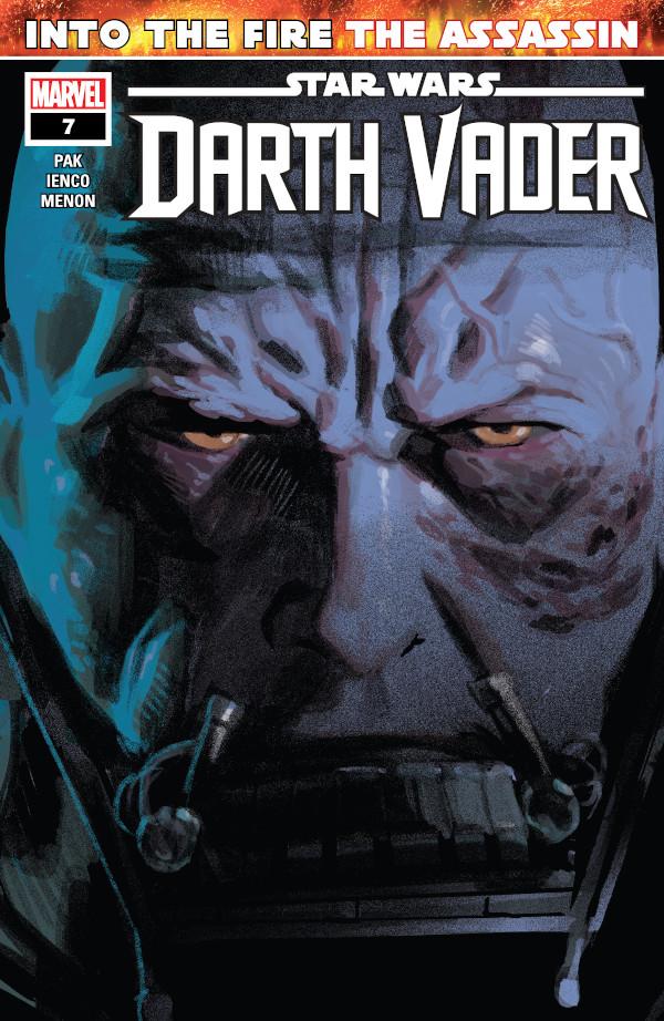 Darth Vader #7 comic review