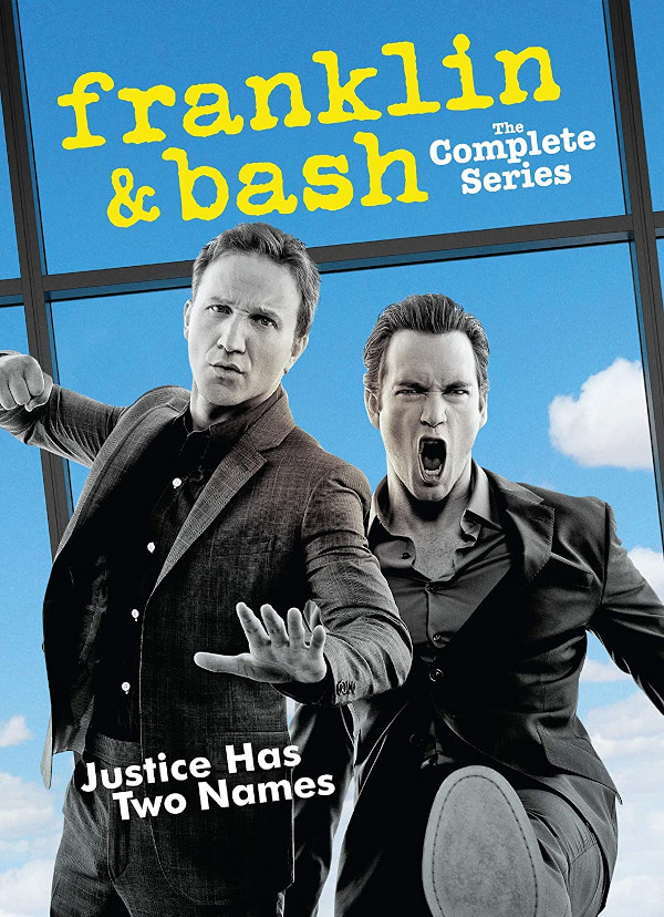 Franklin & Bash - The Complete Series DVD review