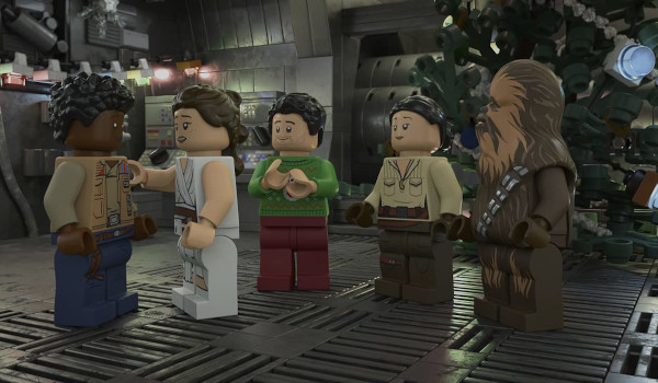 The LEGO Star Wars Holiday Special TV review