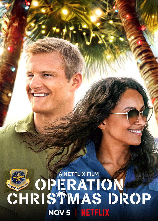 Operation Christmas Drop movie review