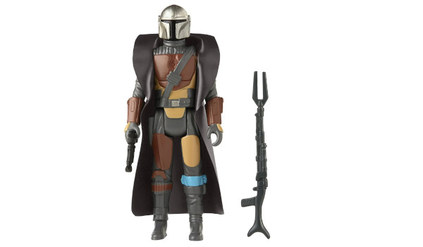 Star Wars Retro Collection Mandalorian Action Figure