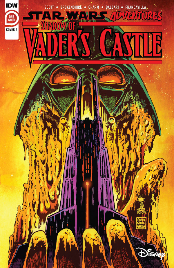 Star Wars Adventures: Shadow of Vader's Castle television review