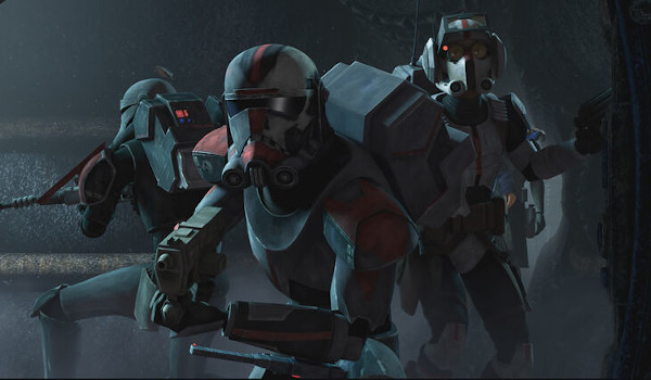 Star Wars: The Clone Wars - On the Wings of Keeradaks television review