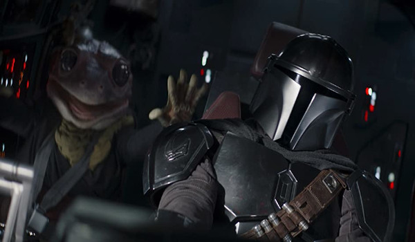 The Mandalorian - The Passenger television review