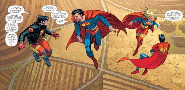 Action Comics #1028 comic review