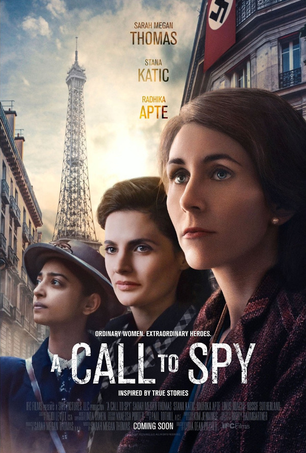 A Call to Spy movie review