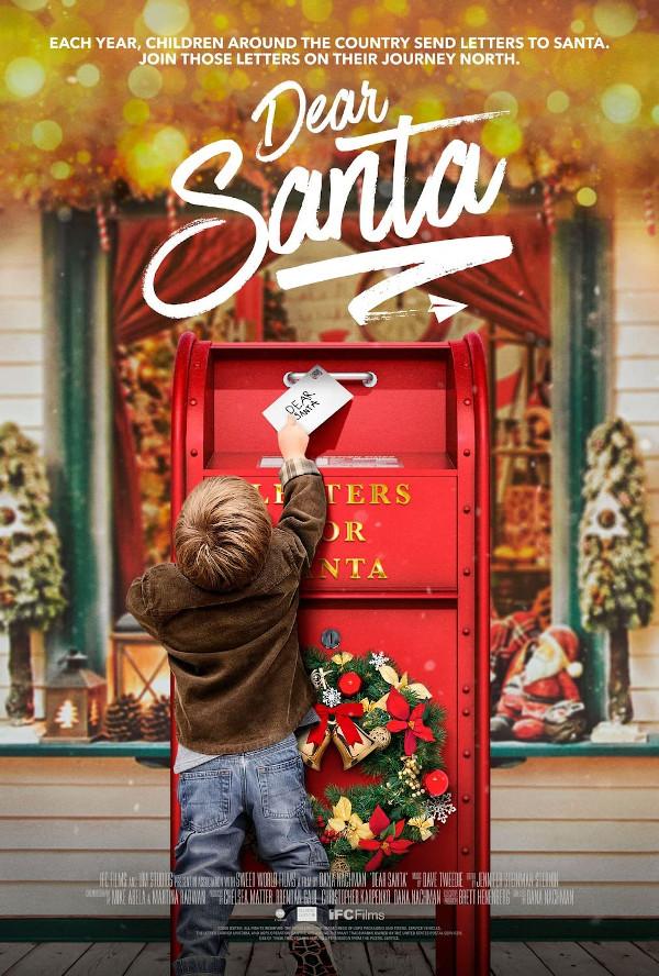 Dear Santa movie review