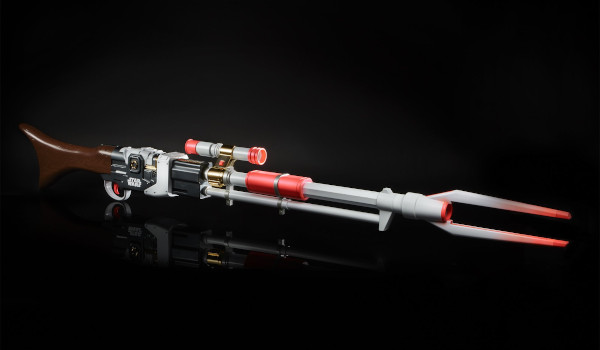 Mandalorian NERF Amban Phase-pulse Blaster