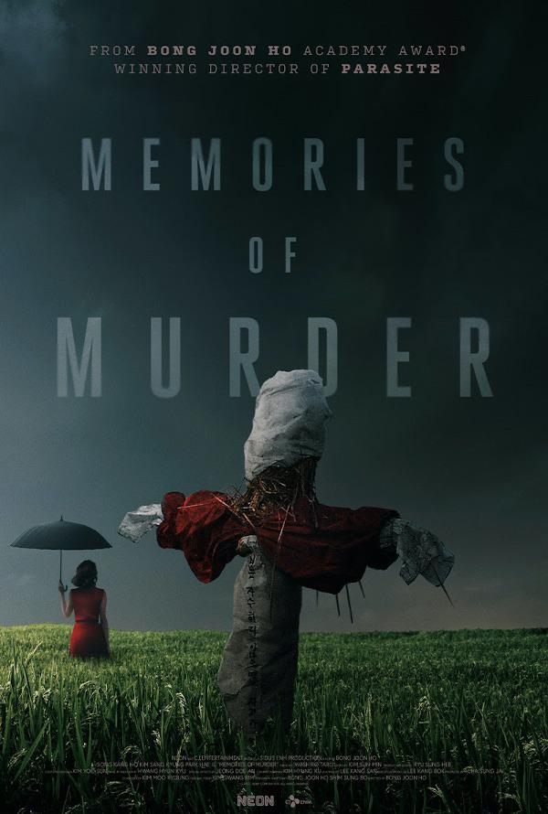 Memories of Murder movie review