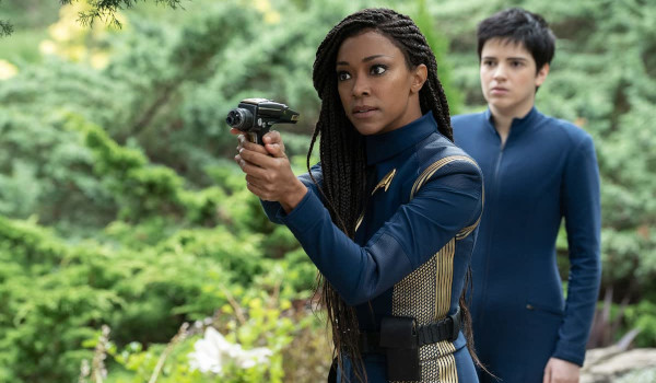 Star Trek: Discovery - Forget Me Not television review