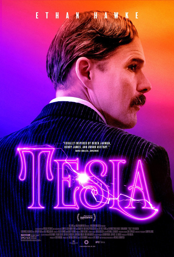 Tesla movie review