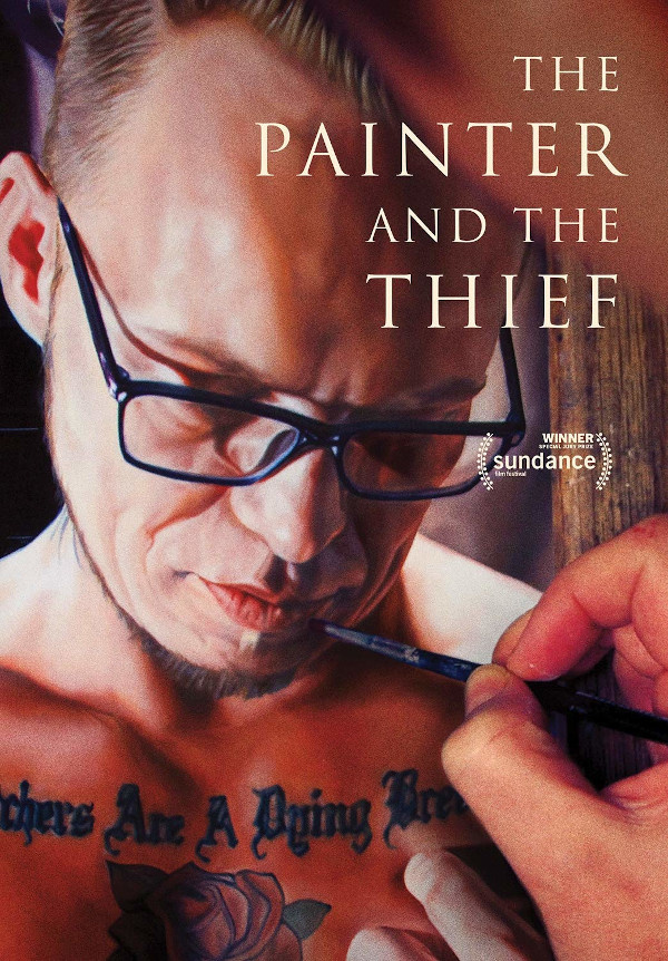 The Painter and the Thief DVD review