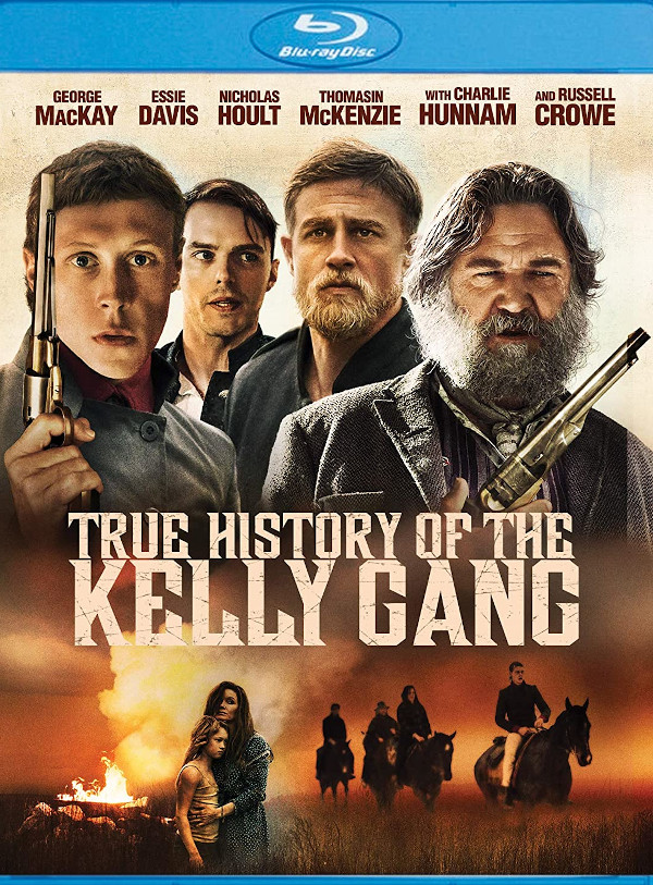 True History of the Kelly Gang Blu-ray review