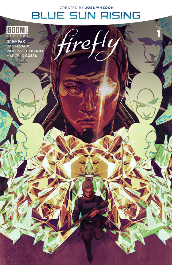 Firefly: Blue Sun Rising #1 comic review