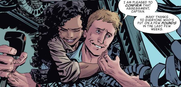 Firefly: Blue Sun Rising #1 comic review