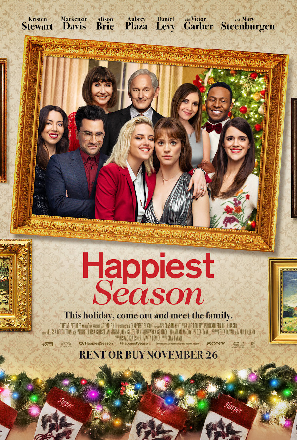 Happiest Season movie review