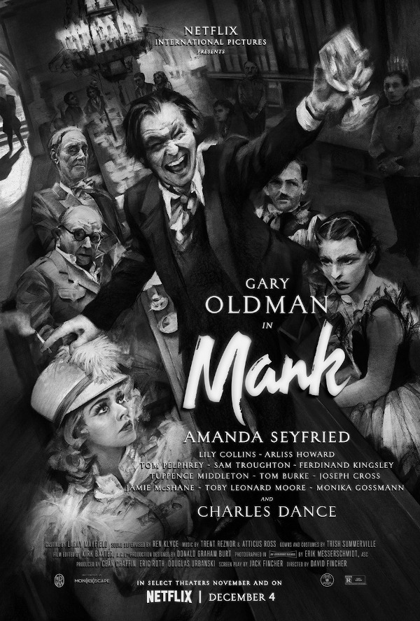 Mank movie review