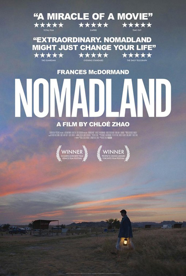 Nomadland movie review