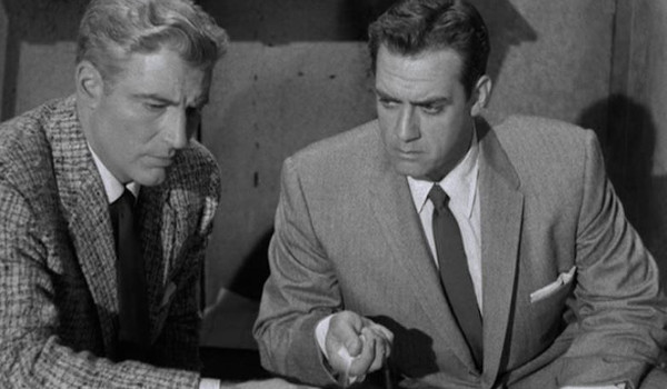 Perry Mason - The Case of the Nervous Accomplice television review