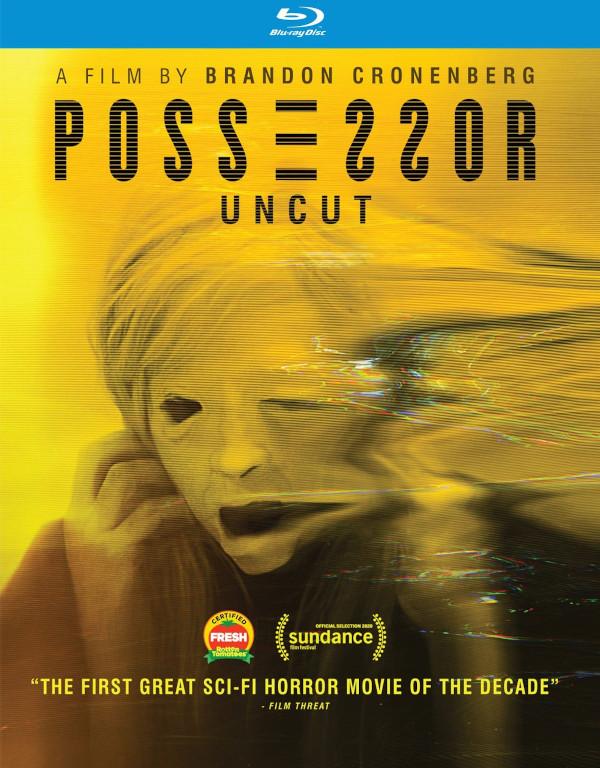 Possessor Blu-ray review