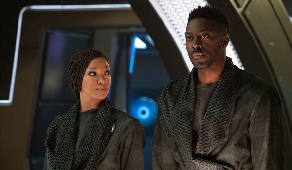 Star Trek: Discovery - The Sanctuary television review