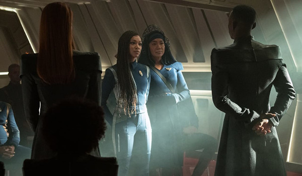Star Trek: Discovery - Unification III television review
