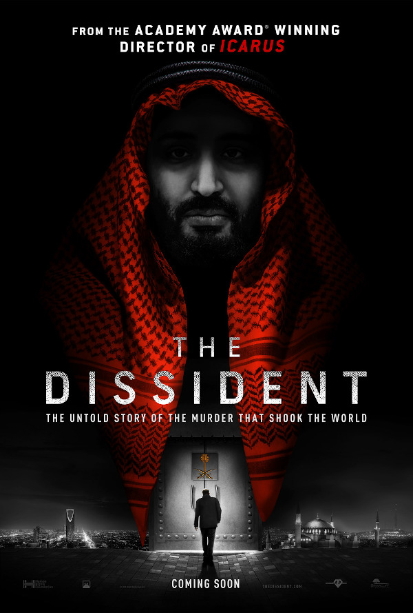 The Dissident movie review