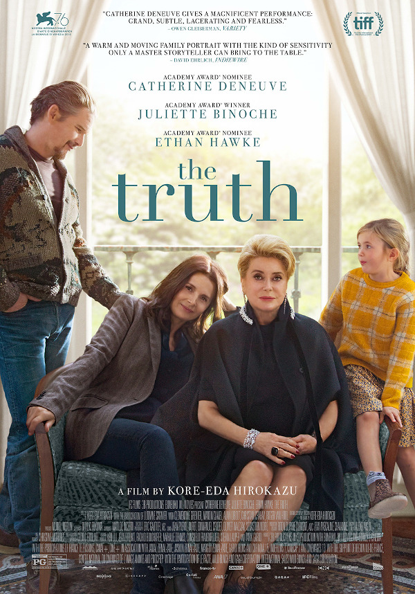 The Truth movie review