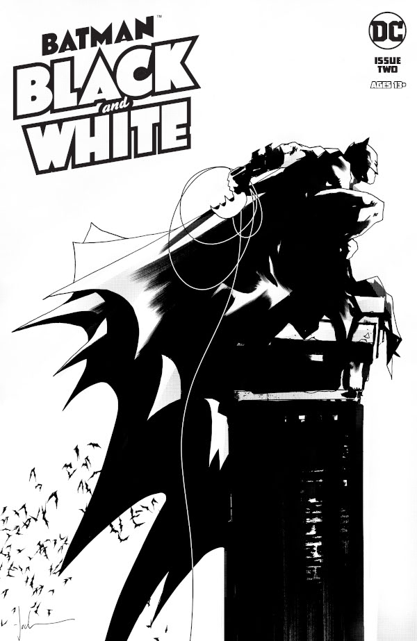 Batman: Black and White #2 comic review