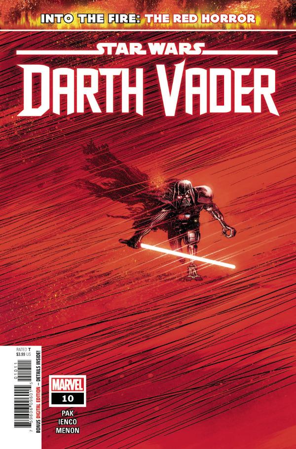 Darth Vader #10 comic review