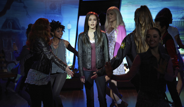 Legacies - Salvatore: The Musical! television review