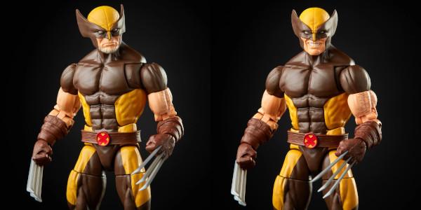 Marvel Legends Series X-Men Wolverine Action Figure