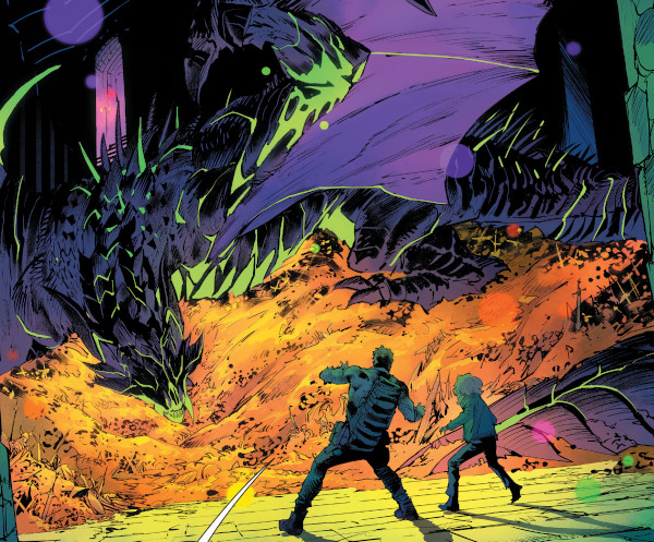 Once and Future #16 comic review