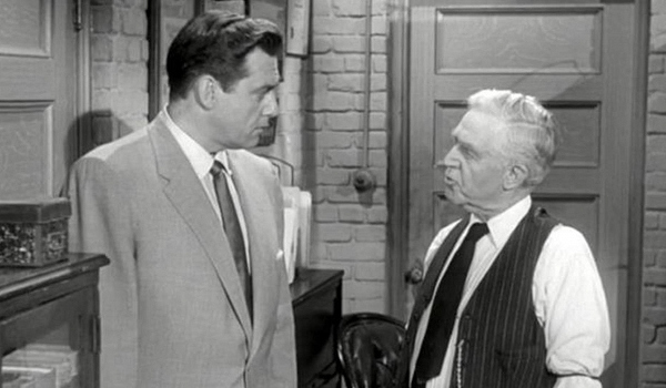Perry Mason - The Case of the Drowning Duck television review