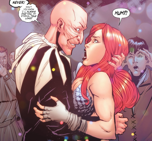 Red Sonja Valentine's Special comic review