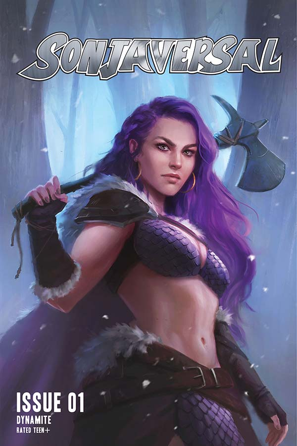 Sonjaversal #1 comic review