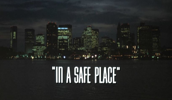 Spenser: For Hire - In a Safe Place television review