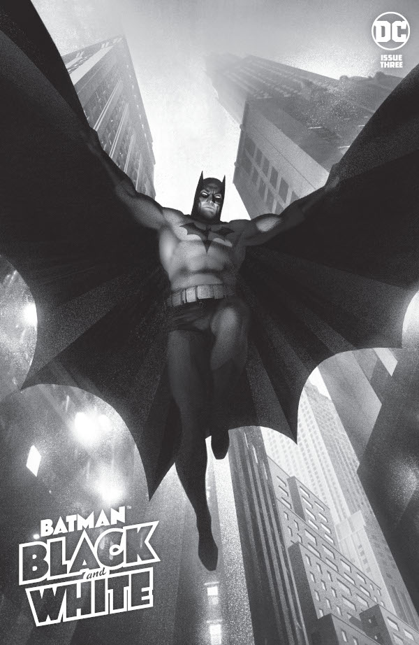 Batman: Black and White #3 comic review
