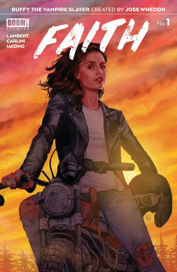 Buffy the Vampire Slayer: Faith comic review